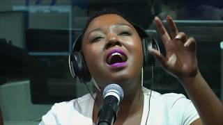 Brenda Mtambo Live on 702 Unplugged
