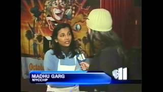 NYCCHP at the Big Apple Circus