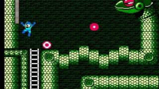 Mega Man 3 - Part 1: Snakes. Why'd It Have To Be Snakes?