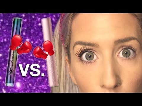 Xxx Mp4 Urban Decay Troublemaker Mascara VS Too Faced Better Than Sex Mascara 3gp Sex