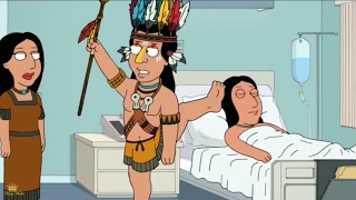 Family Guy - Indians Take Over America