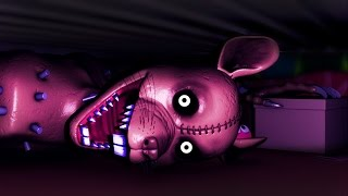 SOMETHING'S UNDER YOUR BED | Five Nights at Candy's 3 - Part 2