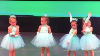 Epic Dance Recital Fail