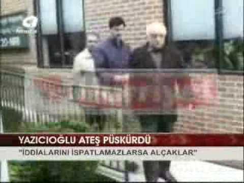 Muhsin Yazıcıoğlu ndan Hürriyet in Haberine Tepki