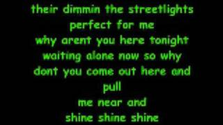 Hey Stephen (lyrics on screen)
