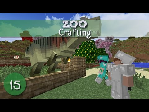 Zoo Crafting ~ Season 2   #15   Ft. Seri, Enei, Nerine & Huck   Huck's Tour Continues