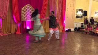 Aarti & Samir's Sangeet: Gupta Family Dance