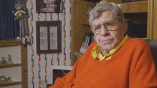 Jerry Lewis Makes Reporter Squirm in Cringeworthy Interview