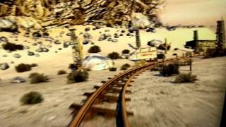 Typhoon Simulation Arcade = Canyon Coaster
