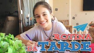 ROTINA DA TARDE (DEPOIS DA ESCOLA) - Na mala da Mila