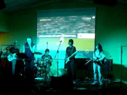 Nicola Gulmini Jam Pro Music School 2 ottobre 2011.MOV