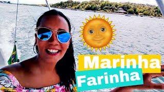 Marinha Farinha (quanto Custa um dia de Praia ? Litoral Norte)