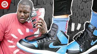 Jordan vs. Pippen   Throwback Sneakers