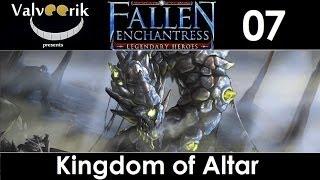 Legendary Heroes Altar Kingdom *07* Ascian [LP/DE/HD]