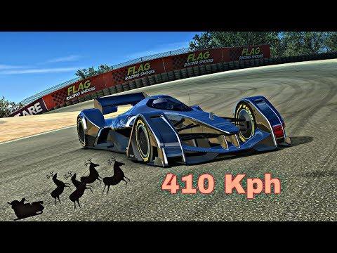 Xxx Mp4 TC Top Speed Mclaren MP4 X Laguna Seca 410 KPH 3gp Sex