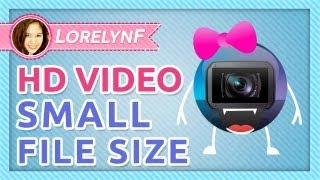 How To Render HD Videos With Small File Size Using Sony Vegas