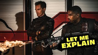 HBO's Fahrenheit 451 Explained in 3 Minutes