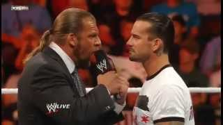 CM Punk, Best in the World-Pipebomb: Phil Brooks Against Paul Levesque