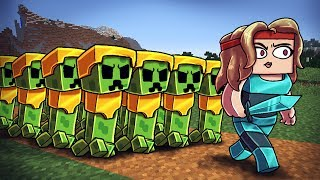 Minecraft | Creeper Life - ARMY OF CREEPERS GO TO WAR! (Minecraft Roleplay) #6