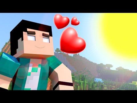 Minecraft - A ERA DO FUTURO 2 - #9 SOL, EU TE AMO!