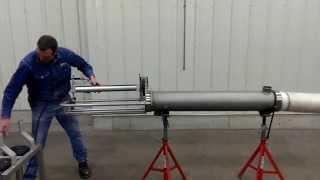 Membrane Pushing Tool