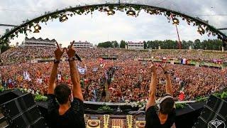 W&W Live at Tomorrowland 2015