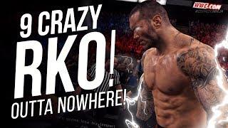 9 Crazy RKO