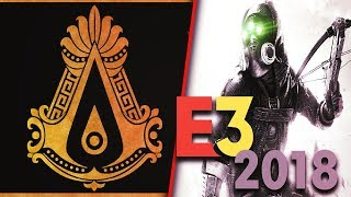 ¿ASSASSIN'S CREED O SPLINTER CELL EN EL E3 2018? - RAFITI