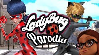 MIRACULOUS LADYBUG [PARODIA] #1