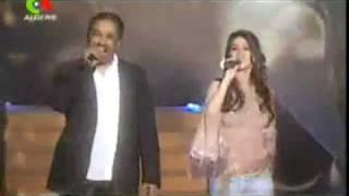 Cheb Khaled & Diana Haddad - Massi O Loulli (Alger 2007)