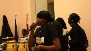 WOTK Choir - When the Warriors Shout II 2012