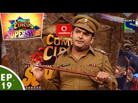 Xxx Mp4 Comedy Circus Ke Superstars Episode 19 Kapil As Inspector 3gp Sex
