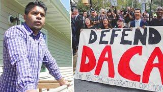 DACA Recipient Details Risky Journey Into the U.S. as a Child
