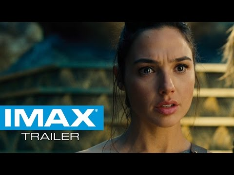 Wonder Woman IMAX® Trailer #2