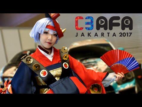 Xxx Mp4 C3 AFA Jakarta AFAID 2017 Cosplay 3gp Sex