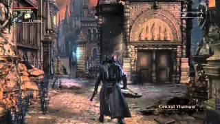 Bloodborne: Stop stomping on my penis Gascoigne! (Part 3)