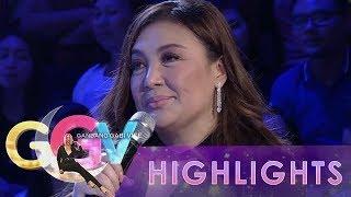 GGV: Sharon shares her regrets with Robin Padilla