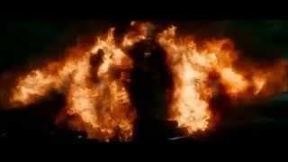 Lady Galadriel vs Sauron