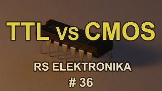TTL vs CMOS [RS Elektronika] # 36