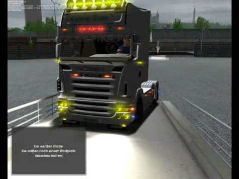 ETS SCANIA R420