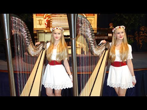 Xxx Mp4 CAROL OF THE HARPS Harp Twins Camille And Kennerly 3gp Sex