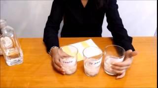 El poder de las palabras- Experimento del arroz