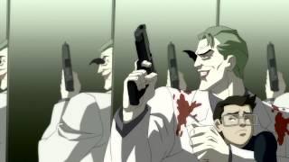 Batman vs Coringa: The Dark Knight Returns (parte 1)