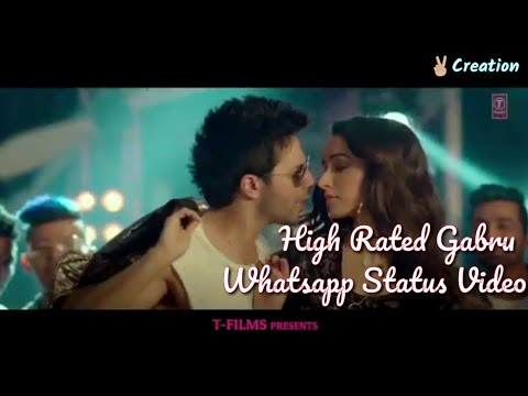 Xxx Mp4 Nawabzade High Rated Gabru WhatsApp Status Video Varun Dhawan Shraddha Kapoor Nawabzaade Songs 3gp Sex