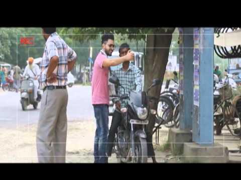 Tashan Di Chundi | Selfie | Funny Punjabi Prank Videos
