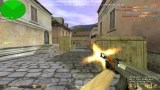 A4TECH BLOODY V3 CS 1.6 AIM TEST