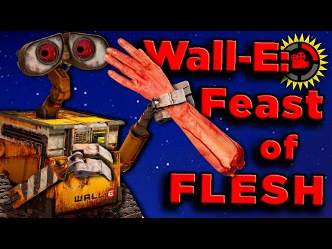 Film Theory Wall E s Unseen CANNIBALISM