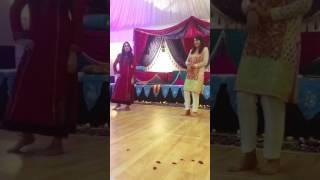 Kala Chashma - Breakup Song Mehndi Dance