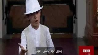 پسر ده ساله ایرانی برنده مسابقه شعر خوانی