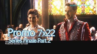 Once Upon a Time 7x22 Promo Season 7 Episode 22 Promo Series Finale Part 2
